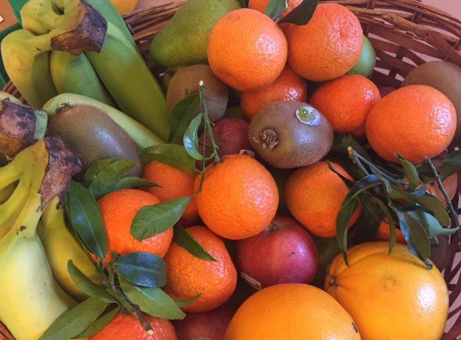 Obst Obstkorb Essen SPD Oranienburg