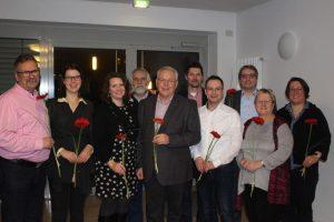 Vorstand SPD Oranienburg