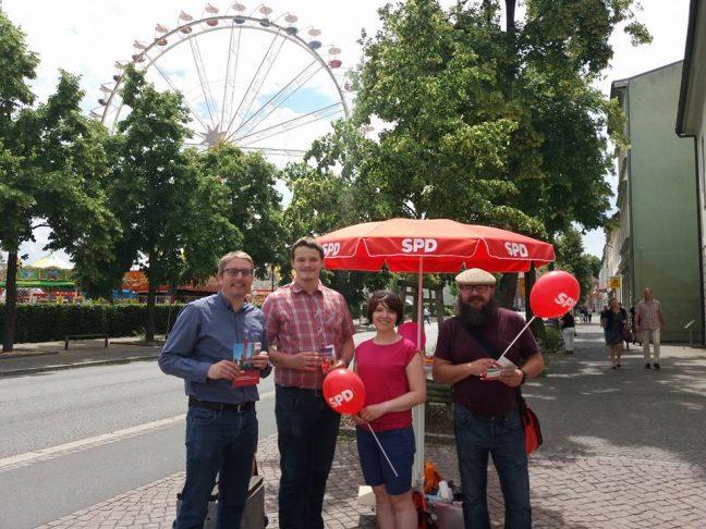 Mitglieder SPD Oranienburg