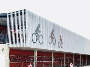Fhrradparkhaus SPD Oranienburg