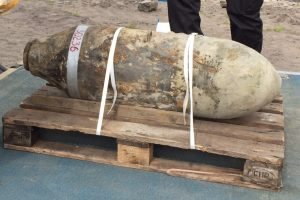 Bombe KMBD SPD Oranienburg