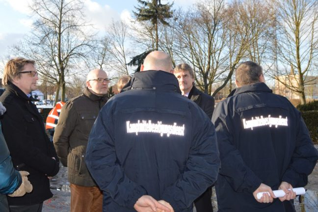Bomben KMBD SPD Oranienburg