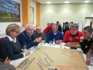 Klausur Diskussion SPD Oranienburg