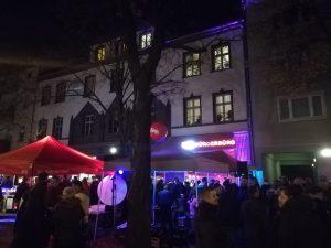Lichternacht SPD Oranienburg