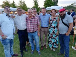 Sommerfest SPD Oranienburg
