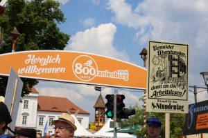 Festumzug SPD Oranienburg