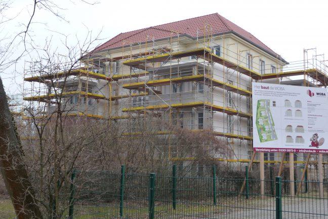 Stadt Wachstum SPD Oranienburg