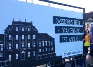 Stadt offen Toleranz SPD Oranienburg