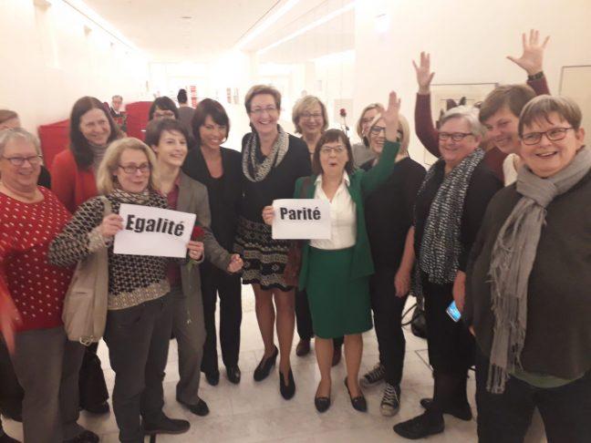Parität Frauen SPD Oranienburg