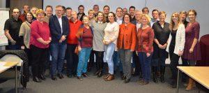 Mitglieder der SPD Oranienburg