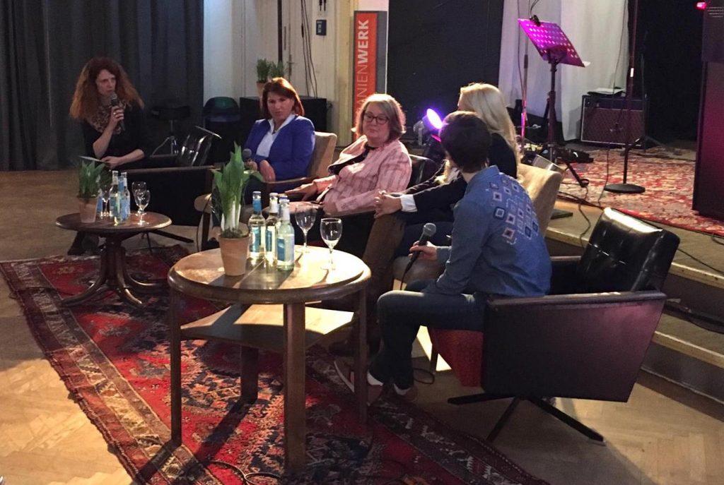 2019 Frauenwoche mit Gleichstellungsbeauftragter SPD Oranienburg