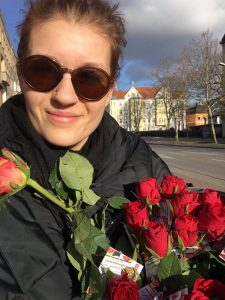 März 2019 Frauentag Meike Kulgemeier SPD Oranienburg