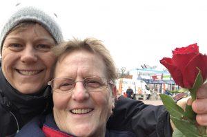 März 2019 Frauentag Yvonne Lehmann Marga Schlag SPD Oranienburg