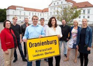 2019 Wahlkreis 2 Gruppenfoto SPD Oranienburg optimiert