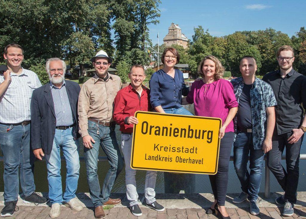 2019 Wahlkreis 3 Gruppenfoto SPD Oranienburg optimiert