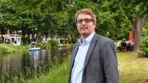 April 2019 Björn Lüttmann Wassertourismus SPD Oranienburg