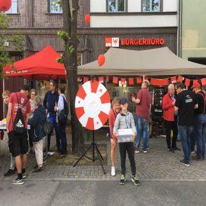 April 2019 Yvonne Lehmann Koofen Schwoofen SPD Oranienburg