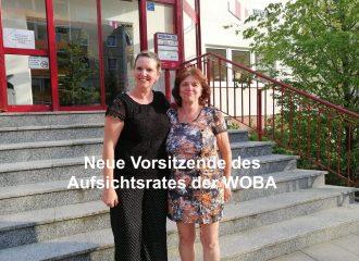 Juni 2019 Jennifer Collin WOBA SPD Oranienburg