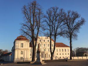 Juli 2019 Schloss SPD Oranienburg