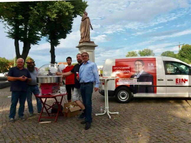 August 2019 Schlossparknacht I SPD Oranienburg
