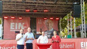 August 2019 Bootswette SPD Oranienburg