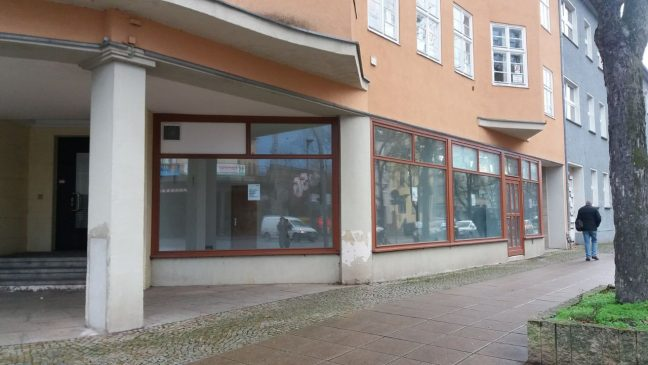 Januar 2020 Standort Jugendcafé Oranienburg SPD