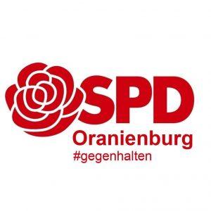 SPD Oranienburg Gegenhalten